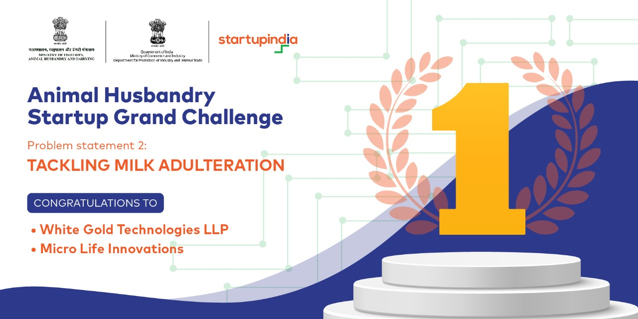Animal Husbandry Startup Grand Challenge 2020